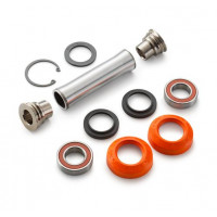Factory rear wheel repair kit..