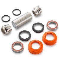 FACTORY FRONT WHEEL REPAIR KIT, KTM EXC/EXC-F 125-500 17-20, XC-W 125 ..