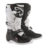 Alpinestars Tech 7s junior Svart/Vit..