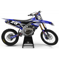 Yamaha Strong blue Komplett dekalkit ..