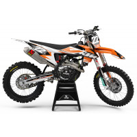 KTM Fly black dekalkit 2 färgval