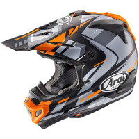 Arai MX-V Bogle Orange..