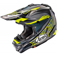 Arai MX-V Slash Svart..