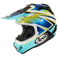 Arai MX-V Day Blå..