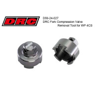 DRC Fork Compression Valve Removal Tool WP 4CS..