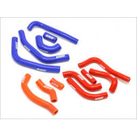 DRC Radiator Hose Kit CRF250R '10-13 Red..