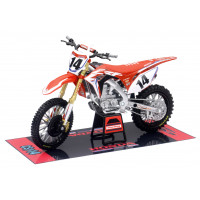 New-Ray, 1:12 Honda CRF450R HRC Racing Cole Seely..