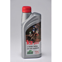 Rock Oil, K2 plus 2-T Racing olja..