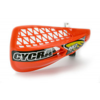 Cycra, M2 Recoil Ventilerad Handskydd Racer Pack, ORANGE..