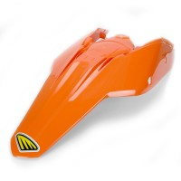 Cycra, Bakskärm Powerflow, ORANGE, KTM 07-10 450 SX-F, 07-10 250 SX/2..