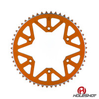 Holeshot, Bakdrev Alu, 520, ORANGE, KTM 125-500 03-19 48-52T..