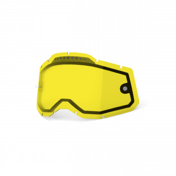 100%, RC2/AC2/ST2 Lins - Vented Dual Pane Yellow..
