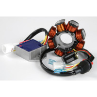 Trail Tech, 100W DC (E- Start & 08 Kickstart) System, KTM 08-16 25..