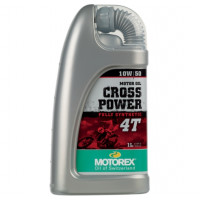 MTX Cross Power 4t 10W/50 1 liter 1size..