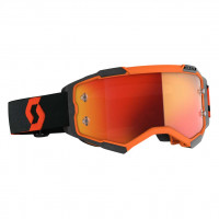 SCOTT Fury Orange/Svart Orange Chrome..