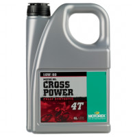 MTX Cross Power 4t 10W/60 4 liter 1size..
