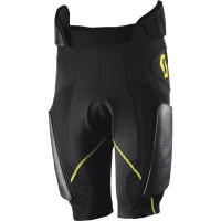 Undershorts Protector MX black/green Small..