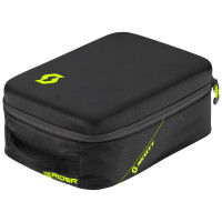 Goggle Case blk/neon yel Nsize..