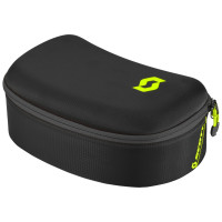 Goggle Case Small blk/neon yel Nsize..