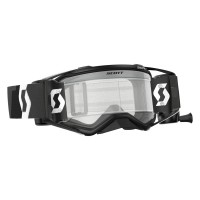 Goggle Prospect WFS black clear works